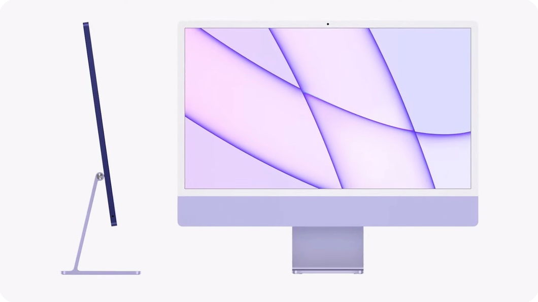 Моноблоки Apple iMac 24 (2021)