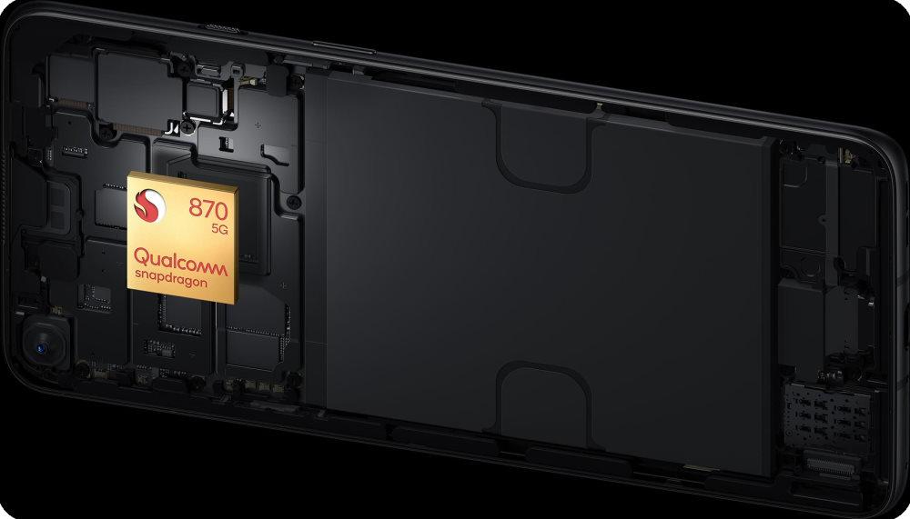 Смартфоны OnePlus 9R